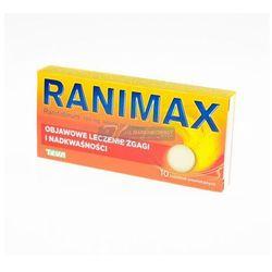 Ranimax 150 mg x 10 tabl