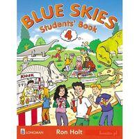 Blue Skies 4 Student's Book (opr. broszurowa)