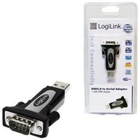Adapter USB 2.0 LogiLink AU0034 > RS232