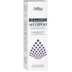 L'biotica PROFESSIONAL THERAPY SILK & SHINE odżywczo-witalizujący szampon wygładzający, przywracający blask 250ml