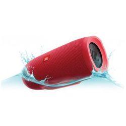 Głośnik przenośny JBL Charge 3 Czerwony