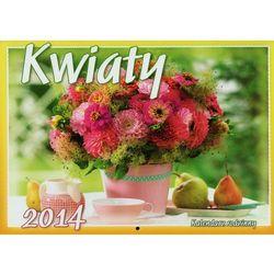 Kalendarz 2014 WL 2 Kwiaty