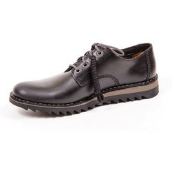 Clarks NEWBY FLY black leather