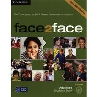 Face2Face Advenced 2ed.SB/DVD gratis/ (opr. miękka)