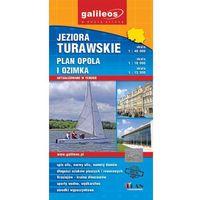 Jeziora Turawskie. Plan Opola i Ozimka. 1:40 000, 1:18 000, 1:13 500 Plan (opr. miękka)