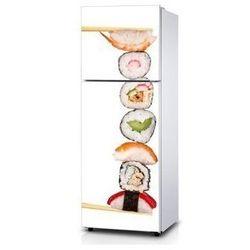 Naklejka na lodówkę - Sushi - Naklejka laminowana
