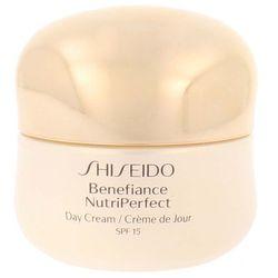 Shiseido Benefiance NutriPerfect Day Cream Krem do twarzy na dzień 50 ml