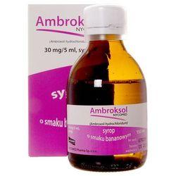 Ambroksol 0,03/5ml 150ml Takeda