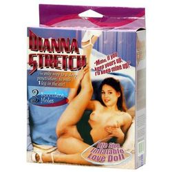 NMC Diana Stretch Life Size Love Doll Lalka miłości naturalnej wielkości Diana Stretch