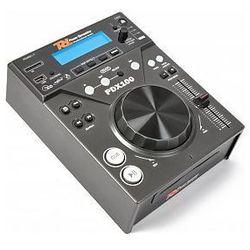 Power Dynamics PDX100 Single Top CD/USB/SD/MP3 player, odtwarzacz DJ