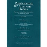 Polish Journal for American Studies vol. 2 (2008) (opr. miękka)