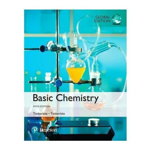 Basic Chemistry, Global Edition Timberlake, Karen