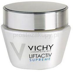 Vichy Liftactiv Supreme liftingujący krem na dzień do cery normalnej i mieszanej + do każdego zamówienia upominek.