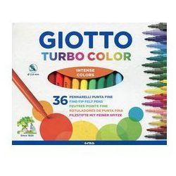 Giotto Flamastry Turbo Color 36 sztuk