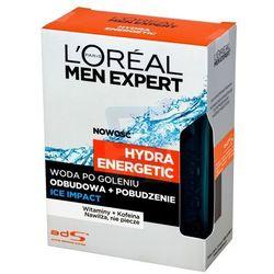 Loreal Men Expert Hydra Energetic woda po goleniu ICE Impact 100 ml.