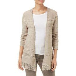 Supermodny sweter dzianinowy
