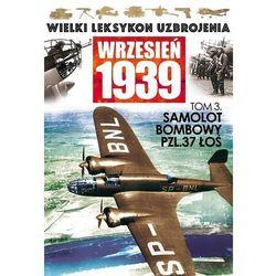 Samolot bombowy PZL 37 Łoś (opr. miękka)