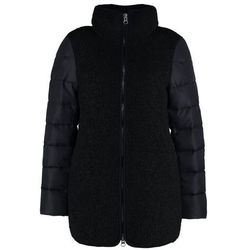 ICHI TAZZI JA Płaszcz zimowy black