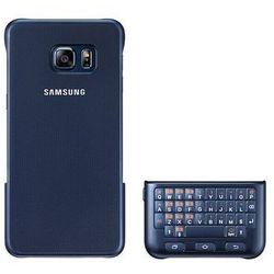 Etui SAMSUNG z klawiaturą QWERTY do Galaxy S6 Edge plus czarna EJ-CG928BBEGWW EJ-CG928BBEGWW - Natychmiastowa wysyłka kurierska!