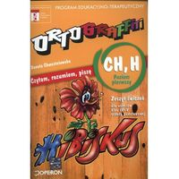 Ortograffiti CH H poziom pierwszy zeszyt ćwiczeń (opr. miękka)