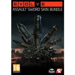 Evolve Assault Sword Skin Pack (PC)