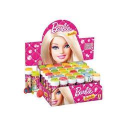 Bańki mydlane Barbie 60 ml 36 sztuk