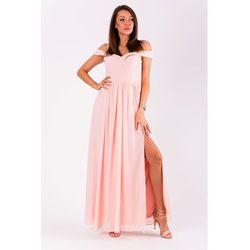 8699b84054 Suknie i sukienki (od Sukienka z trzema falbankami czerwona ED019-1 ...