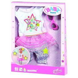Baby born Deluxe Glam Ubranka dla lalki