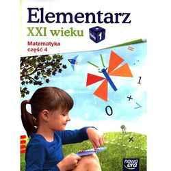 Elementarz Xxi Wieku 1 Matematyka Ćwiczenia Część 4 (opr. miękka)