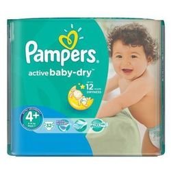Pampers Active Baby MIP Maxi+
