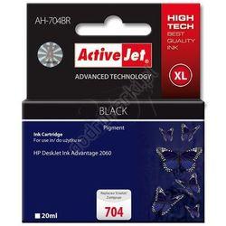 HP 704 zamiennik CN692AE tusz czarny do HP Deskjet Ink Advantage 2060 - 20ml