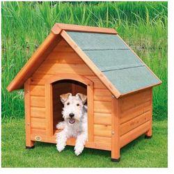 TRIXIE Buda dla psa ze skośnym dachem rozmiar S 71x77x76 cm