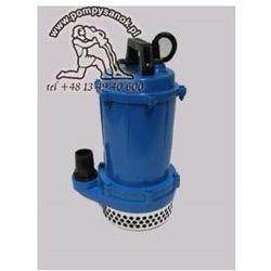 Pompa zatapialno - ściekowa do szamba i brudnej wody WQ 6-25-1,1 (400V) rabat 15%