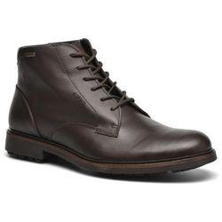 Buty sznurowane Aigle Britten Mid Gtx Męskie Brązowe Dostawa 2 do 3 dni