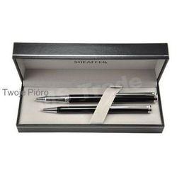 Pióro kulkowe i długopis Sheaffer Intensity czarne 9235