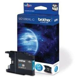 Tusz Oryginalny LC-1280 XL C Błękitny do Brother MFC-J6910 DW - DARMOWA DOSTAWA w 24h