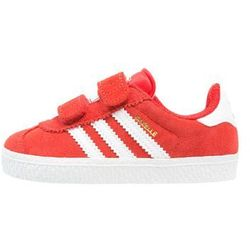 adidas Originals GAZELLE 2 Tenisówki i Trampki red/white