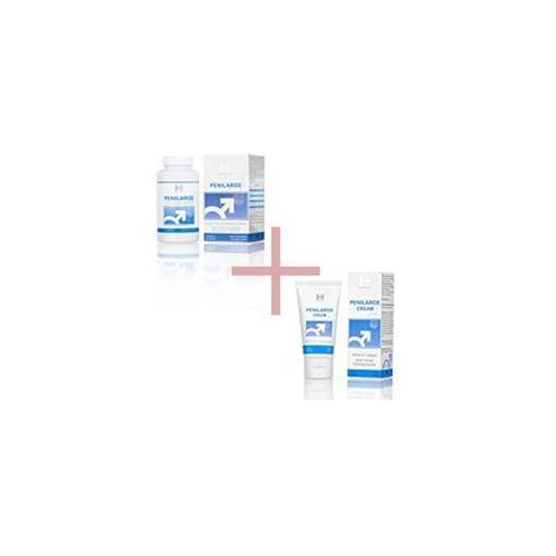 Zestaw Penilarge 60 tabletek + krem - OKAZJA
