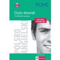 Duży słownik polsko-angielski (opr. broszurowa)