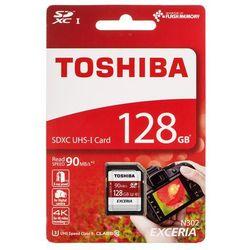 Toshiba EXCERIA N302 N302 SDXC 128GB 128GB SDXC UHS-I Klasa 10 pamięć flash