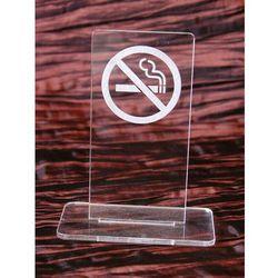 Zakaz palenia papierosów - acryl model Z002