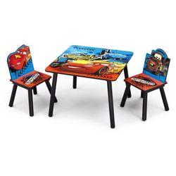 Stolik dla dzieci z krzesełkami Cars II