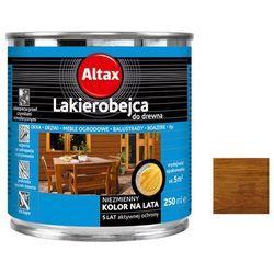 Lakierobejca do drewna 0,25l Orzech Altax