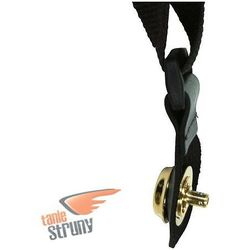 Dunlop Straplok - Traditional Black Finish