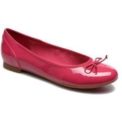 promocje - 10% Baleriny Clarks Couture Bloom Damskie Różowe 100 dni na zwrot lub wymianę