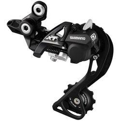 Shimano Deore XT RD-M786 Przerzutka tył 10rz GS Shadow + (czarny)