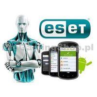 Antywirusowego ESET Mobile Security dla 1 urządzenia na 2 lata