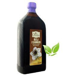 Olej z czarnuszki 500ml