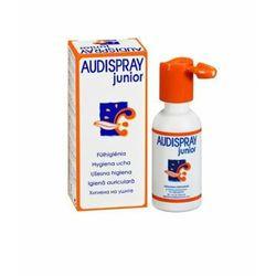 Audispray junior spray do higieny uszu 25 ml