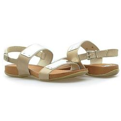 Sandały Carini B2048 Beżowe